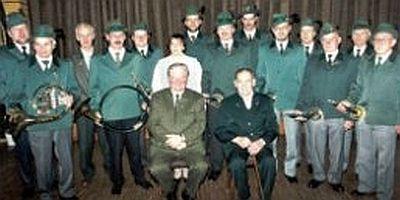 Bläsergruppe von 1960